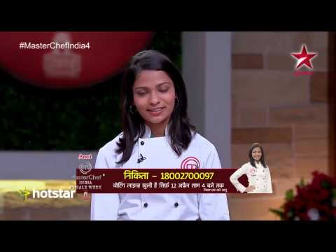 MasterChef India 4 -  Vote for Nikita!