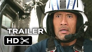 Video clip San Andreas Official Trailer #1 (2015) - Dwayne Johnson Movie HD