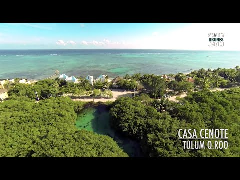Playa del Carmen / Tulum - Drone + Gopro