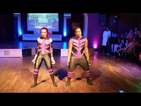 PZC2018 with Vanessa & Val in Performance ~ video by Zouk Soul