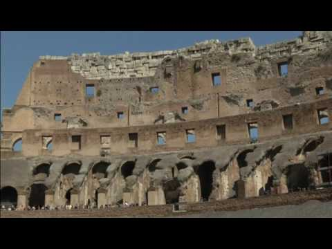 Rome shows off Colosseum restoration with Prime Minister Matteo Renzi hailing
