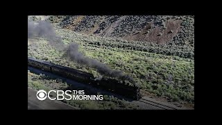 American Wonders: All aboard Nevada's star train