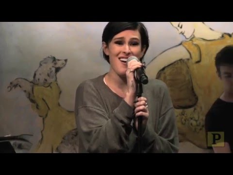 Rumer Willis Sings Lianne La Havas and Billie Holiday at Cafe Carlyle Rehearsal