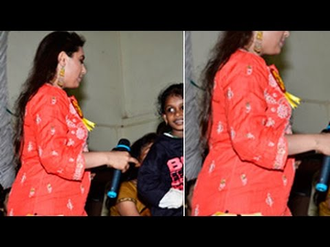 Rani Mukherjee's BABY BUMP | Is she PREGNANT?