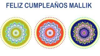 Mallik   Indian Designs - Happy Birthday