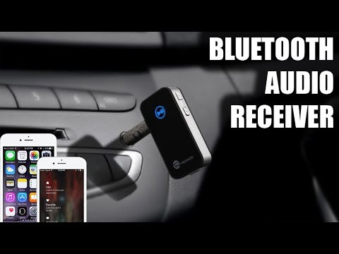 Best Bluetooth Audio Receiver | Bluetooth Audio Receiver 2018 | Bluetooth Audio Receiver Review