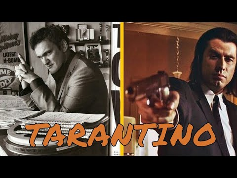 TARANTINO On Writing Pulp Fiction & Why He Cast John Travolta