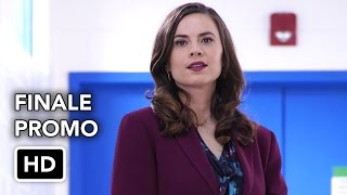 "Conviction 1x13 Promo ""Past, Prologue & What's to Come"" (HD) Season Finale"