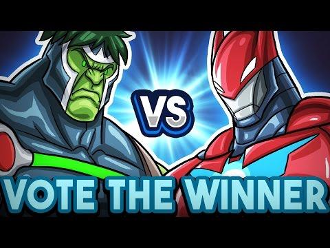Baulk vs Ironbat [ Vote The Winner! ]