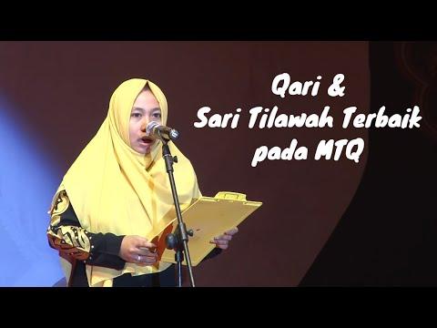 Qari Terbaik - Pembacaan Ayat Suci Al-Quran dan Sari Tilawah Al Ahzab 70-73