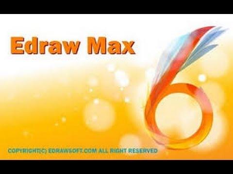 programa para hacer mapas edraw max full