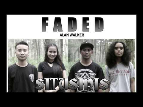 Faded - Alan Walker SITUSINIS Rock Cover