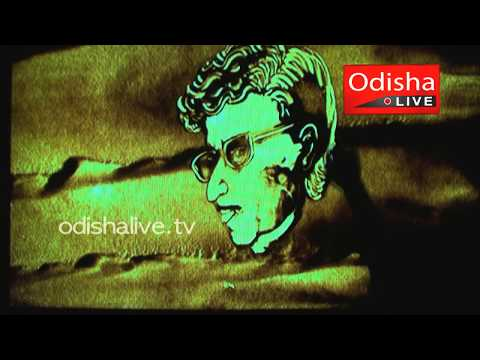 A Tribute to Akshaya Mohanty - Sand Animation - Sudarsan Patnaik - HD
