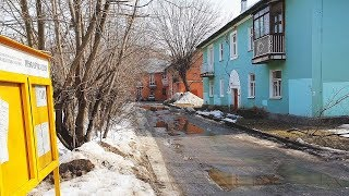 Real Russian Spring 2019. What is it like? Life in a small Russian town
