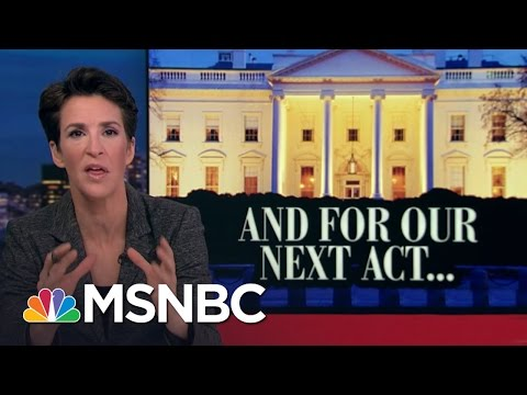 A Dire Period Of Scandal For Donald Trump In Turmoil | Rachel Maddow | MSNBC