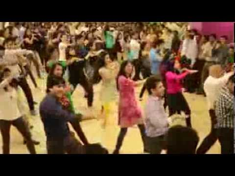 Jashn 2014 - Flash Mob In Capgemini Mumbai video