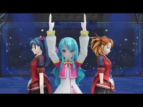 【MMD-PV】STARTDASH!! - BiBi akb0048 【MMD-PV】スタートダッシュ!! -  BiBi akb0048