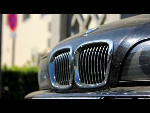 BMW E39 Catalyseur _ music by 2s