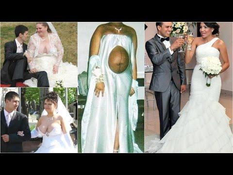 Yarissa los peores vestidos de novia