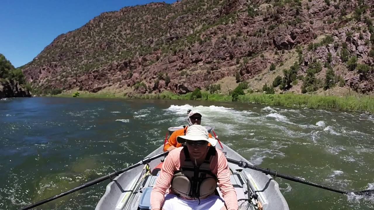 Floating the Green River