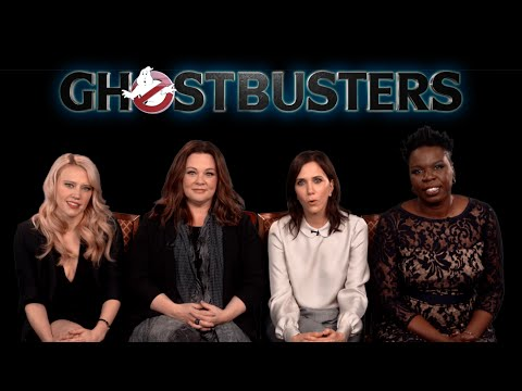 GHOSTBUSTERS - Enter The Google Science Fair!
