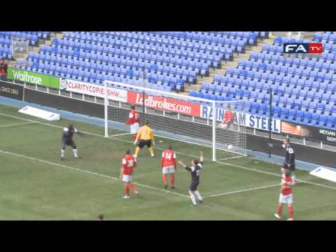 FA Legends vs the Army - All the goals and highlights