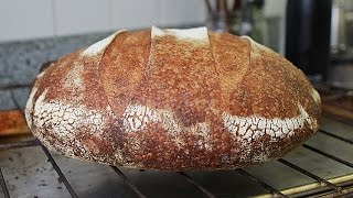 How to Make Sourdough Bread by Feel (No Recipe)