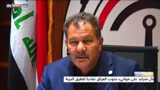 زيادة كبيرة في نشاط موانىء جنوب العراق