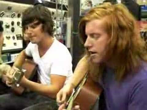 We The Kings - Skyway Avenue (ACOUSTIC)