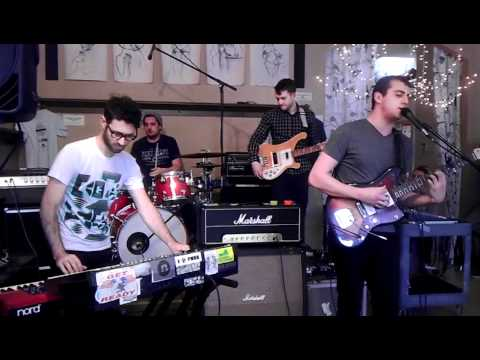 Cymbals Eat Guitars - Indiana