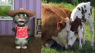 LA VACA LECHERA - Cancion Infantil
