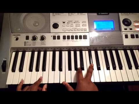 How to play I Love You Forever by Tye Tribbett