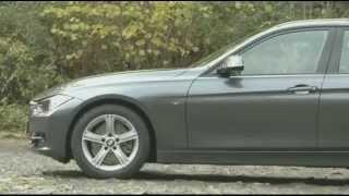 Тест-драйв: BMW Touring 3-й серии