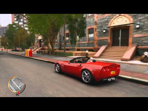 GTA IV - Realistic Graphics (i7 2600k and GTX580 3GB)