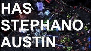 Has (P) v Stephano (Z) on 16-bit - StarCraft 2 - Legacy of the Void 2018