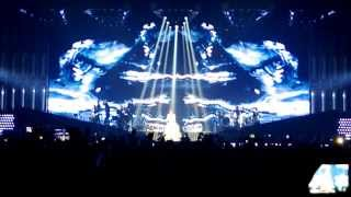 Mylene Farmer - applaudissements et Inseparables (English) - Timeless Tour 2013 Saint-Petersburg