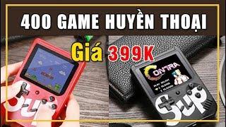 MÁY CHƠI GAME SUP MINI 400 TRÒ CHƠI Giá Rẻ đang rất HOT tại Việt Nam