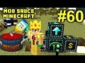Minecraft Mod Sauce Ep. 60 - Max Upgraded Ender Quarry !!! ( HermitCraft Modded Minecraft )