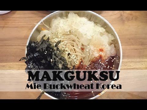 download lagu Korean Food : Makguksu Mie Buckwheat Korea gratis