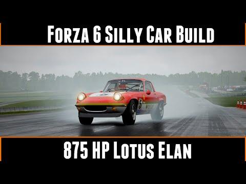Forza Motorsport 6 Silly Car Build 875HP Lotus Elan