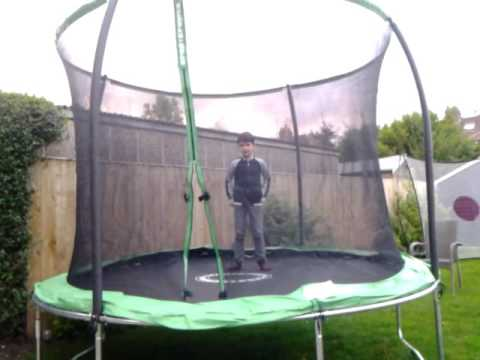New Trampoline And Fales