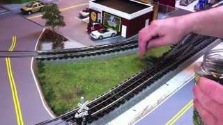 Easy Scenery for Model Railroad