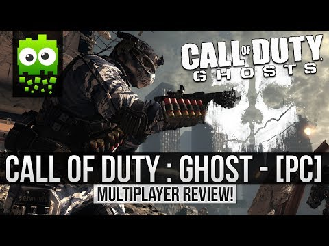 PC Review: Call of Duty Ghost! - [Multiplayer / PC Port Focused Review]