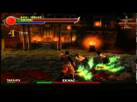 Mortal kombat shaolin monks characters - photo#26