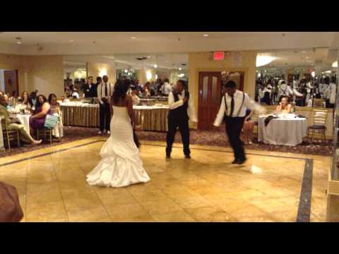 BEST DANCE WEDDING PERFORMANCE CHRIS BROWN FOREVER