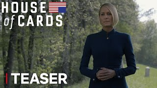 House Of Cards | Teaser: Grave [HD] | Netflix