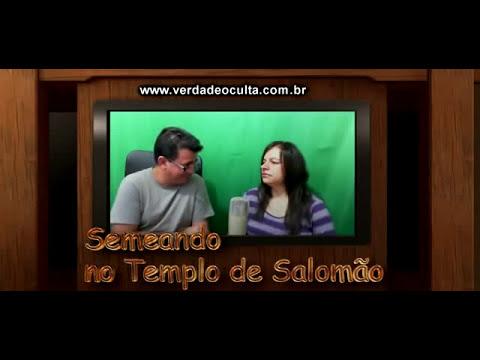 Semeando no Templo de Salomão (Completo HD)