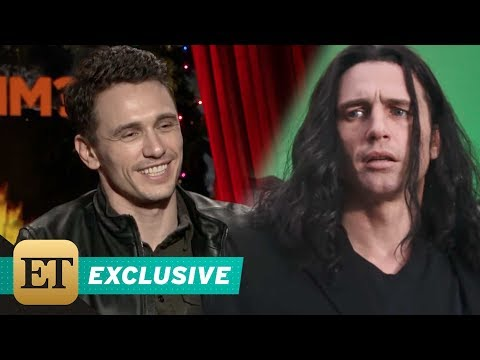 Exclusive James Franco S Tommy Wiseau S Disaster Artist Cameo