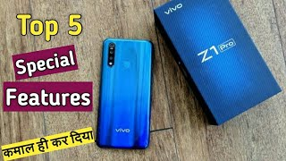 VIVO Z1 PRO First Look    Top 5 Special Features in Vivo Z1 Pro    Vivo Z1 Pro Price in india