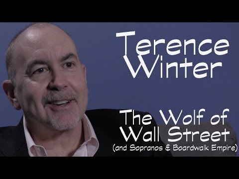DP/30: Terence Winter wrote The Wolf of Wall Street